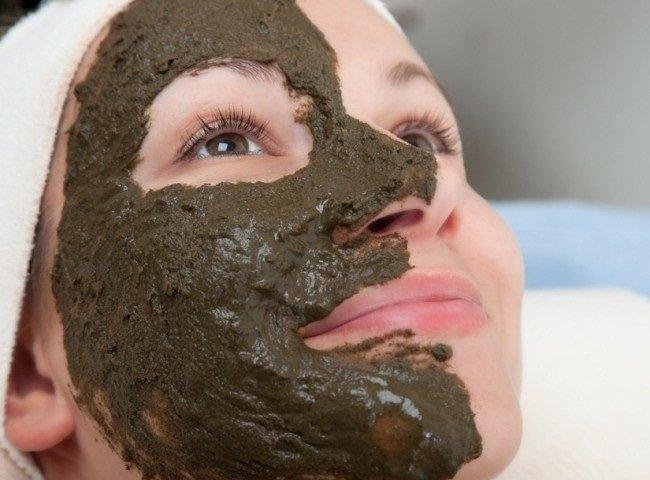 Маска для лица с морскими водорослями - рецепт
