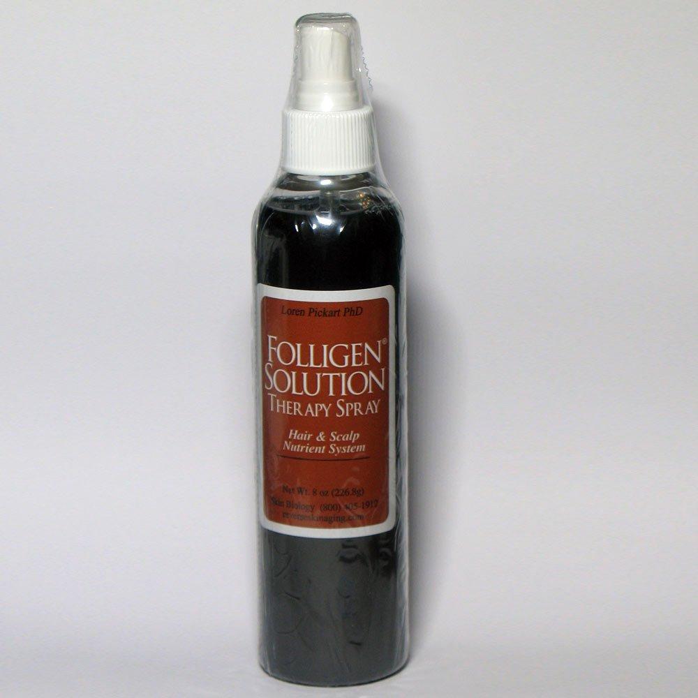 Фоллиген - спрей для лечения волос и питания волосяных фолликул