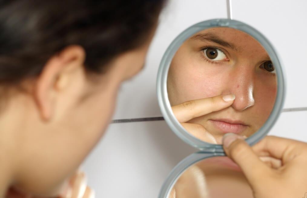 Неправильный уход за кожей лица