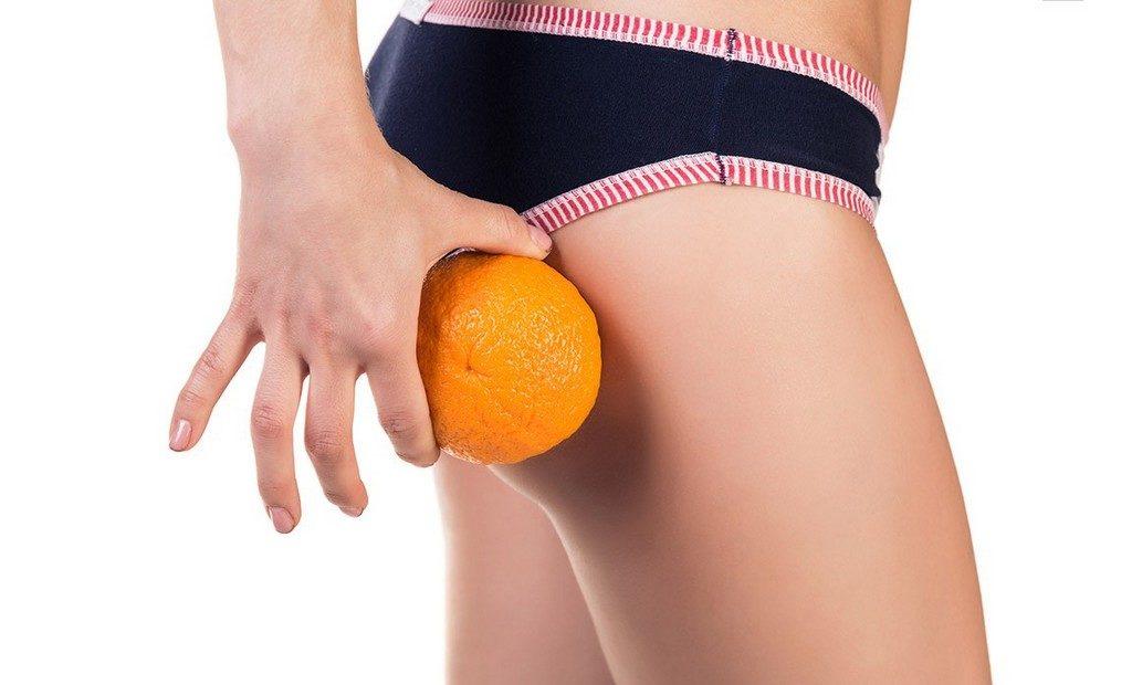 Апельсиновое масло при целлюлите