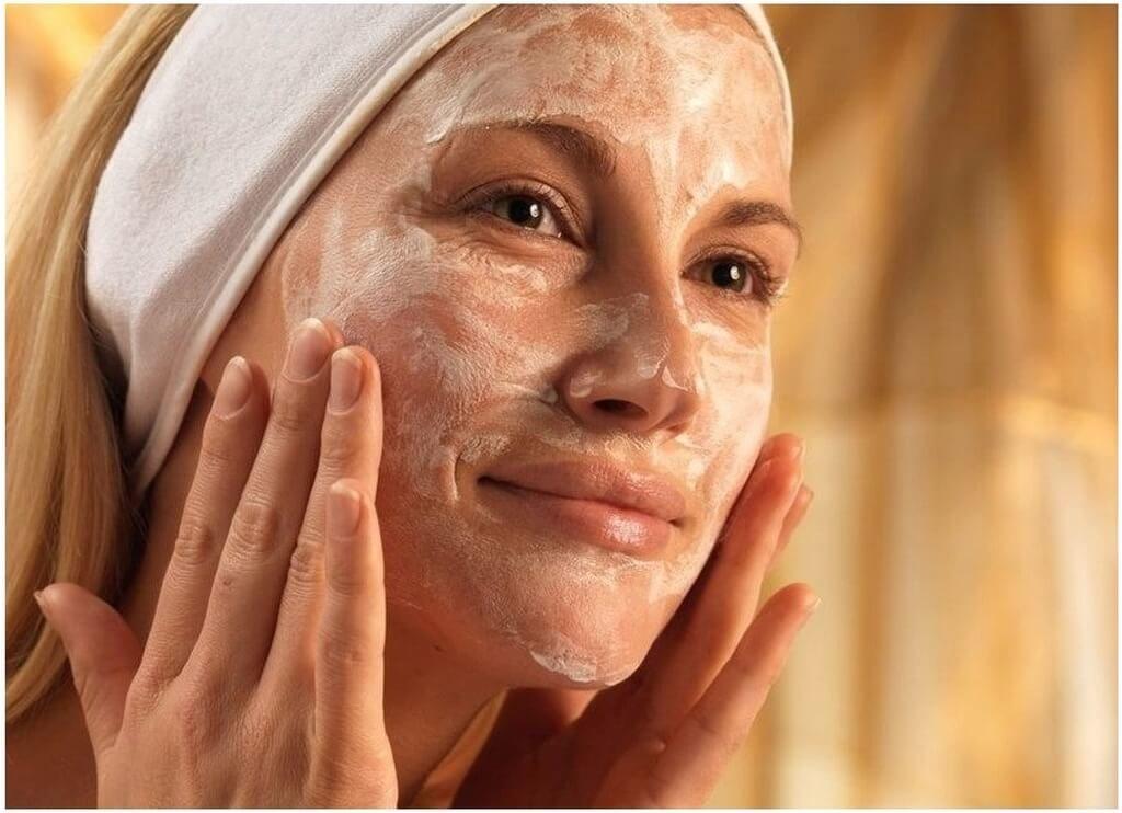Крем от морщин улучшает цвет лица