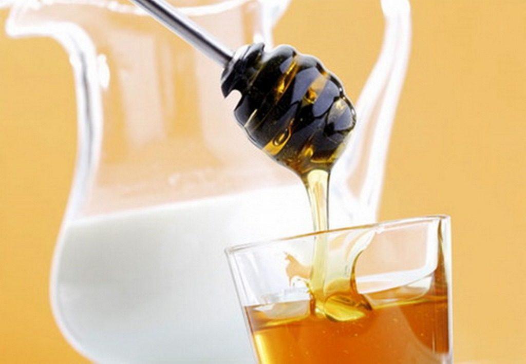 Крем от морщин своими руками с медом и молоком