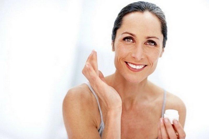 Эффективный крем против морщин