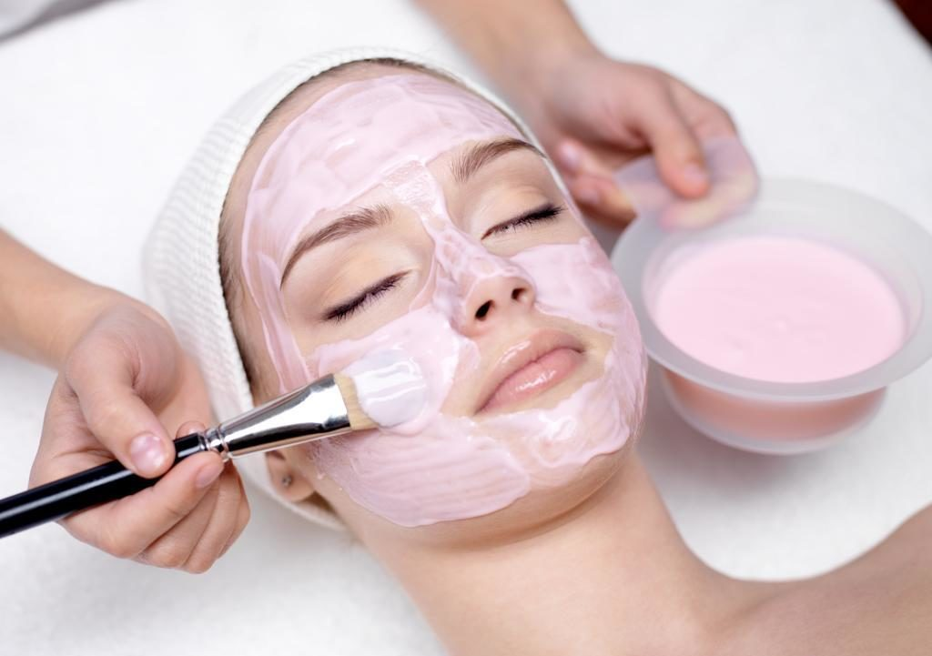 Маска для лица от морщин с димексидом и солкосерилом