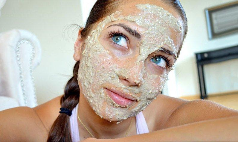 Домашняя увлажняющая маска