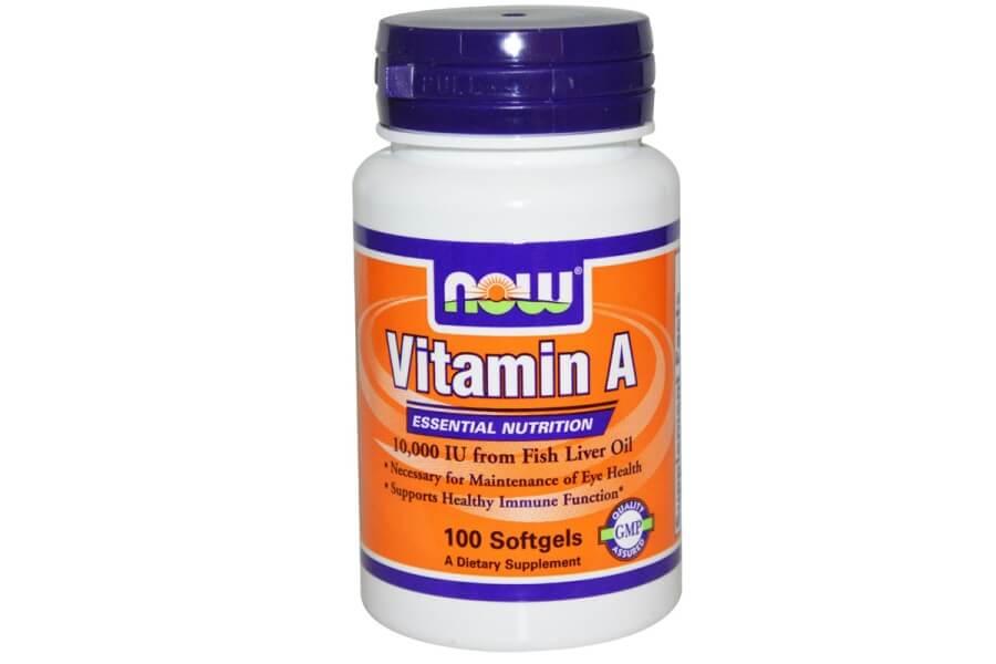 Витамины от прыщей на лице