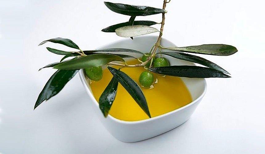 Оливковое масло для масок и тела