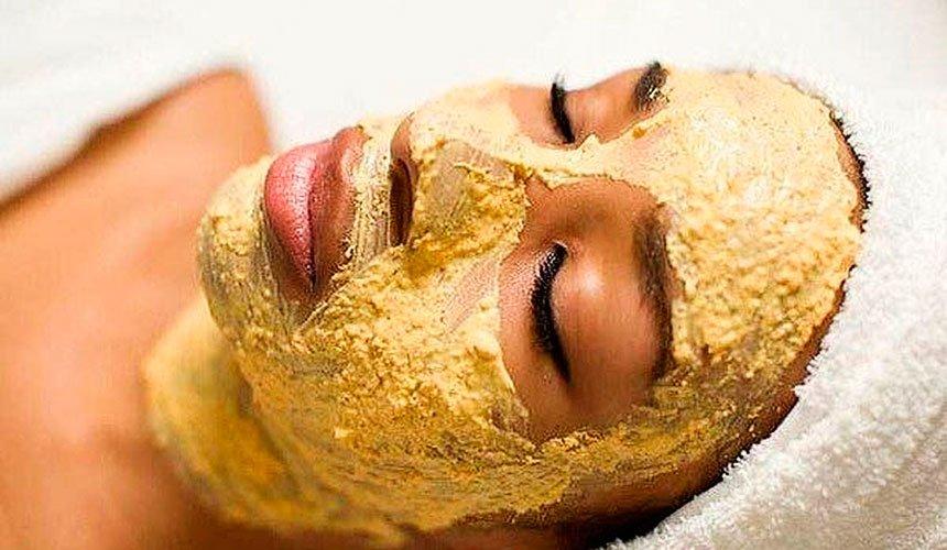 Маска картофельная для кожи лица
