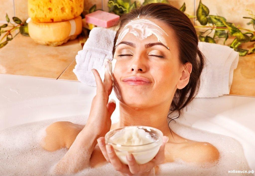 Народные методы лечения обгоревшей кожи лица