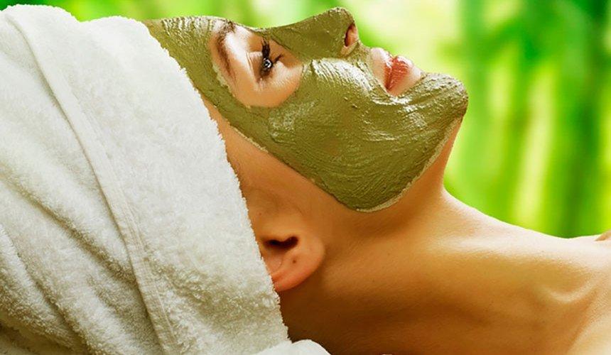 Бесцветная хна для кожи лица