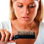 Остеохандроз шеи и выпадение волос