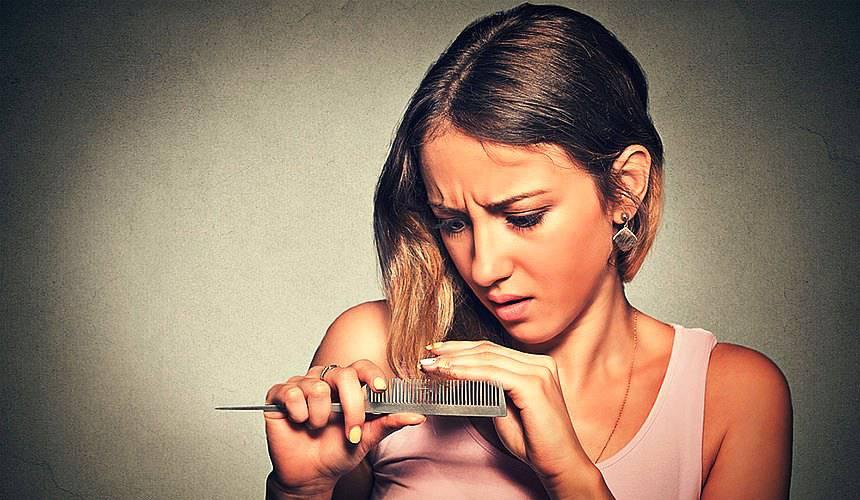 Как избежать выпадения волос