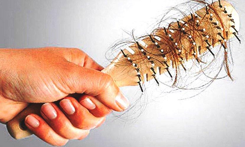 Выпадение волос - пониженный ферритин
