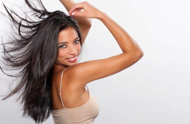Если луковицы ослаблены, то после кератинового выпрямления могут выпадать волосы