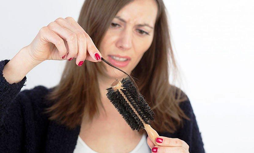 Выподение волос при каких заболеваниях
