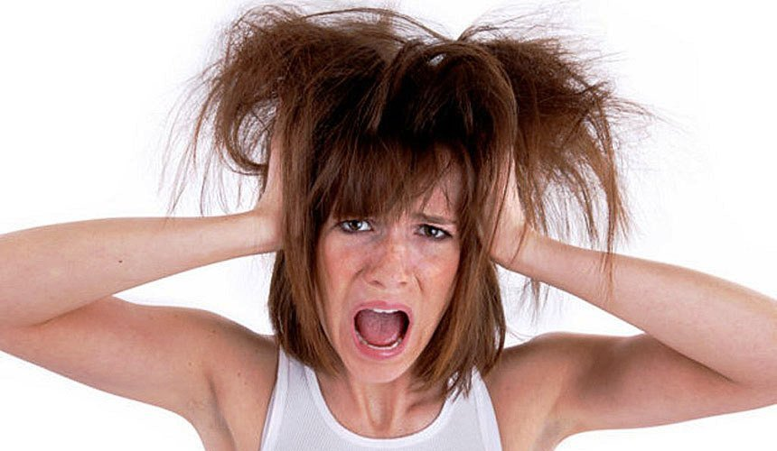 Одна из причин выпадения волос