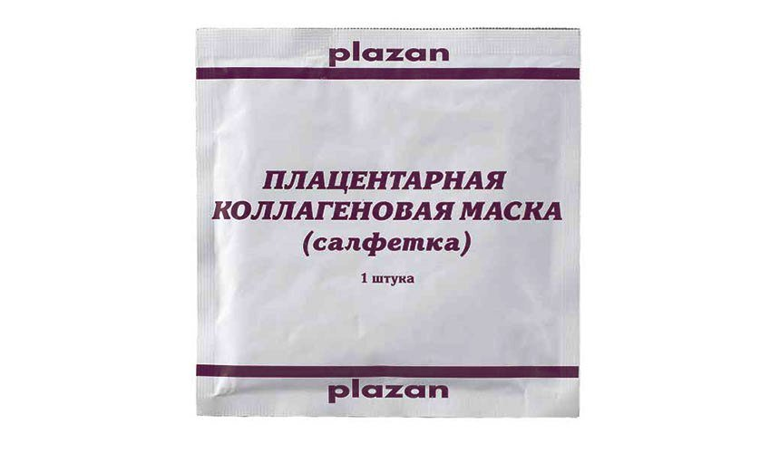Маска салфетка для лица