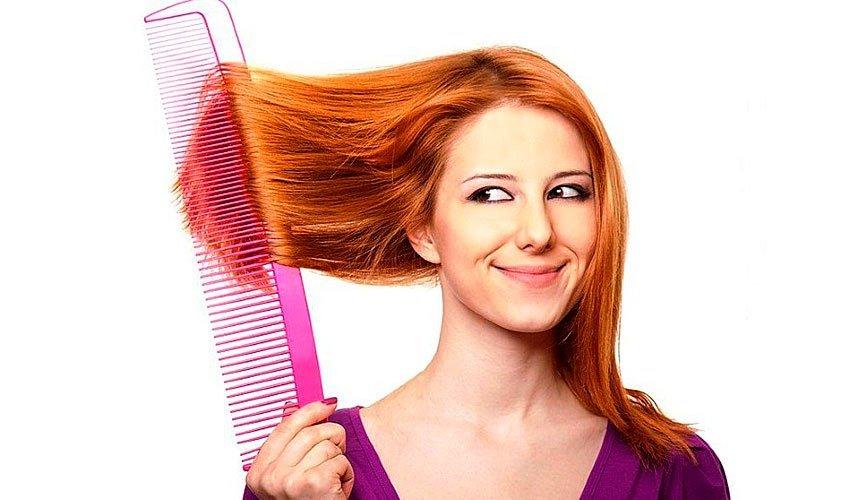 Ошибки ухода - причина выпадения волос у подростка