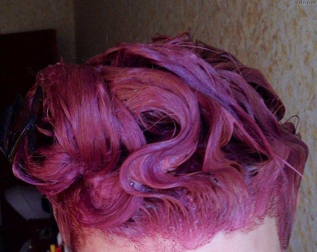 Свекла для волос