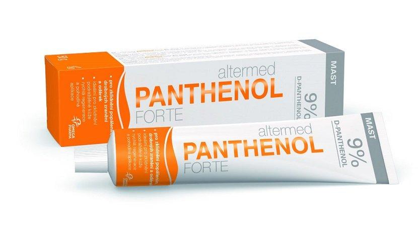 Пантенол для волос (провитамин В5, спрей, крем) – применение, маска для волос