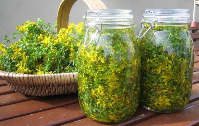 Травяной отвар для лица