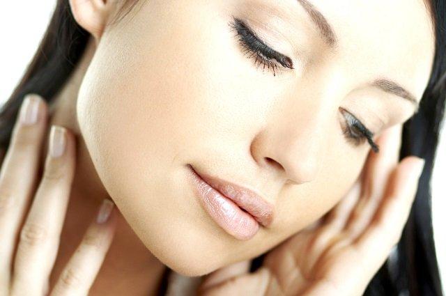 Воздействие пыльцы на кожу