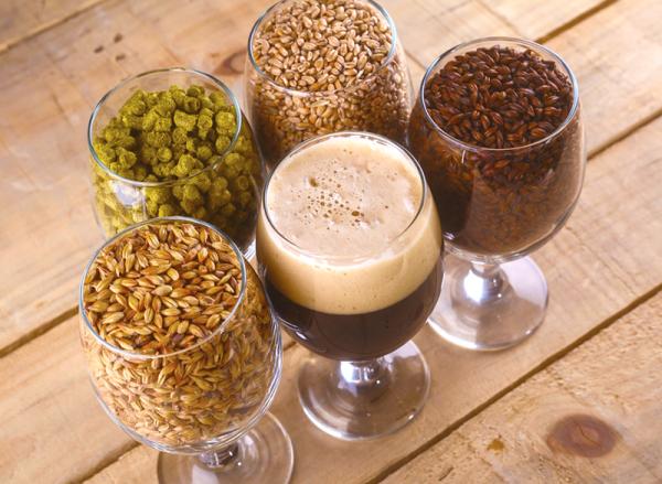 компоненты натурального пива