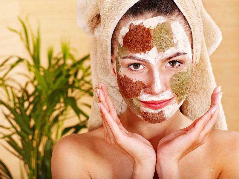 Маска-пятиминутка для омоложения кожи