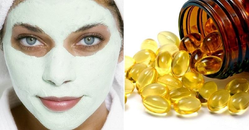 Маски с витамином E для лица