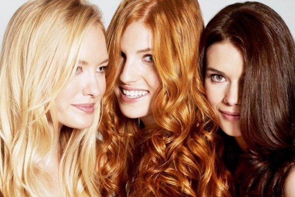 Окрашивание волос для женщин и мужчин в салоне красоты EVVITOP
