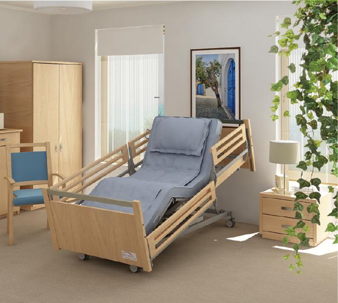 Преимущества функциональных медицинских кроватей Reha-Bed