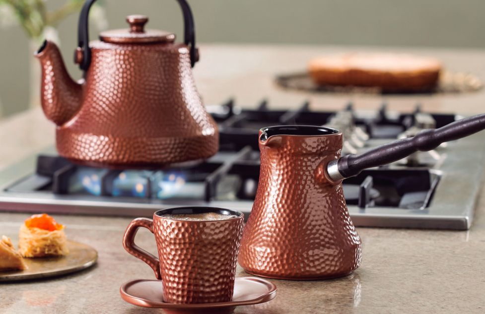 Правильный выбор турки – залог приготовления вкусного кофе