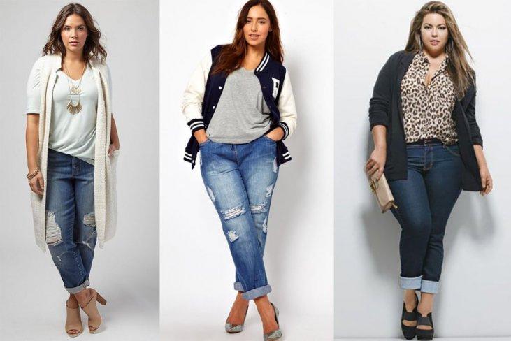 Как подобрать одежду для полных женщин: рекомендации