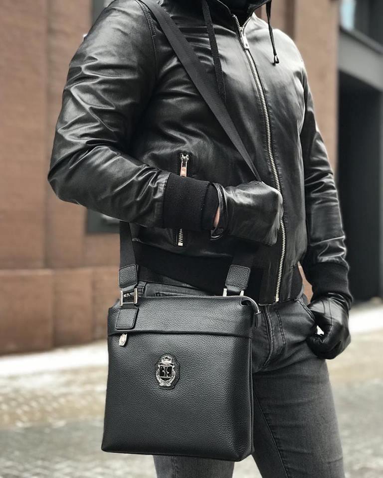 Мужские сумки Billionaire: стиль и качество