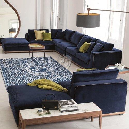 Мягкая мебель в интерьере: самые модные идеи