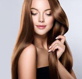 Красивые, ухоженные волосы