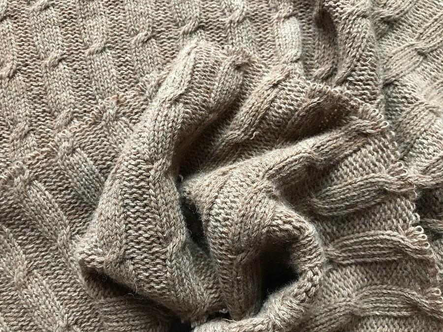 Критерии выбора вязаного трикотажа